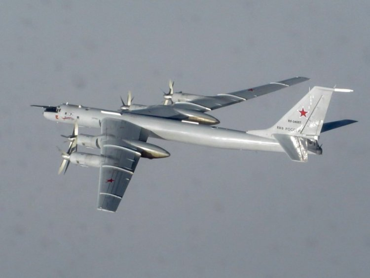 Russian Aircraft approached British Airspace