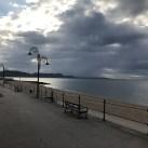 Promenade looking east