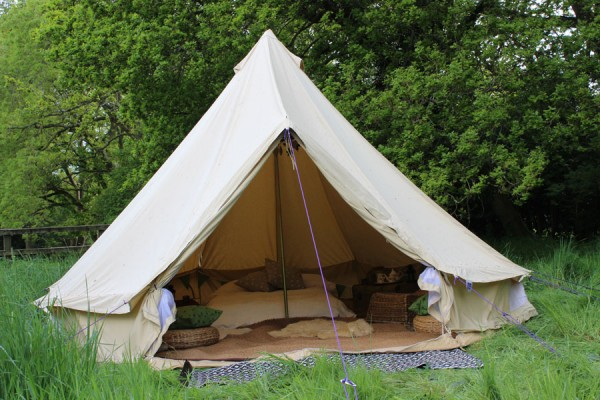 1 5m Bell Tent Uk Glamping Holidays