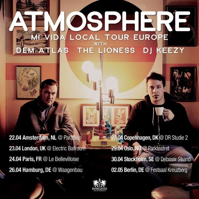 Atmosphere Tour