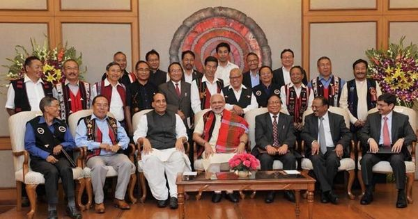 Naga framework agreement