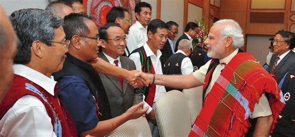 Naga peace talk PMO