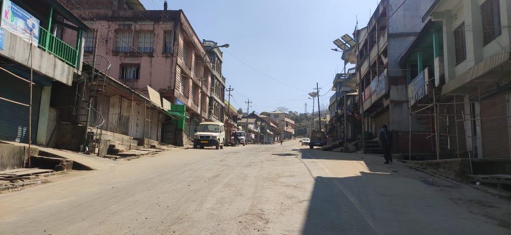 Tamenglong town
