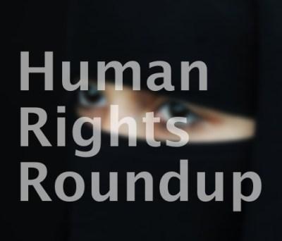 Human rights roundup - burkha