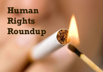smoking roundup