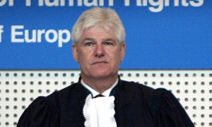 Paul Mahoney European Court of Human rights