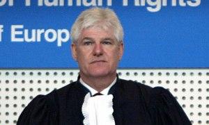 Paul Mahoney European Court of Human rights