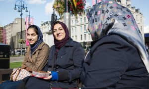 Refugees in Glasgow