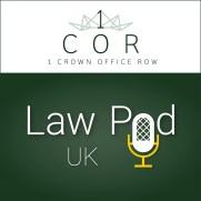 Law Pod UK logo