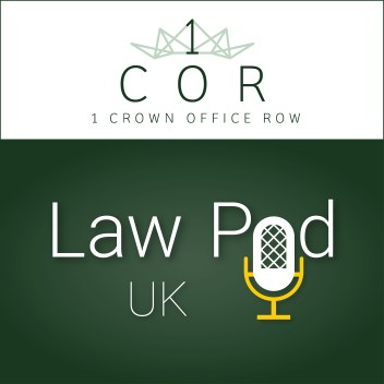 Law Pod UK logo
