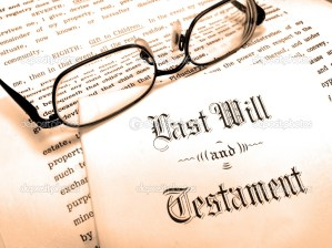 Does someone who assists with journey to Dignitas risk losing benefit of deceased's estate?