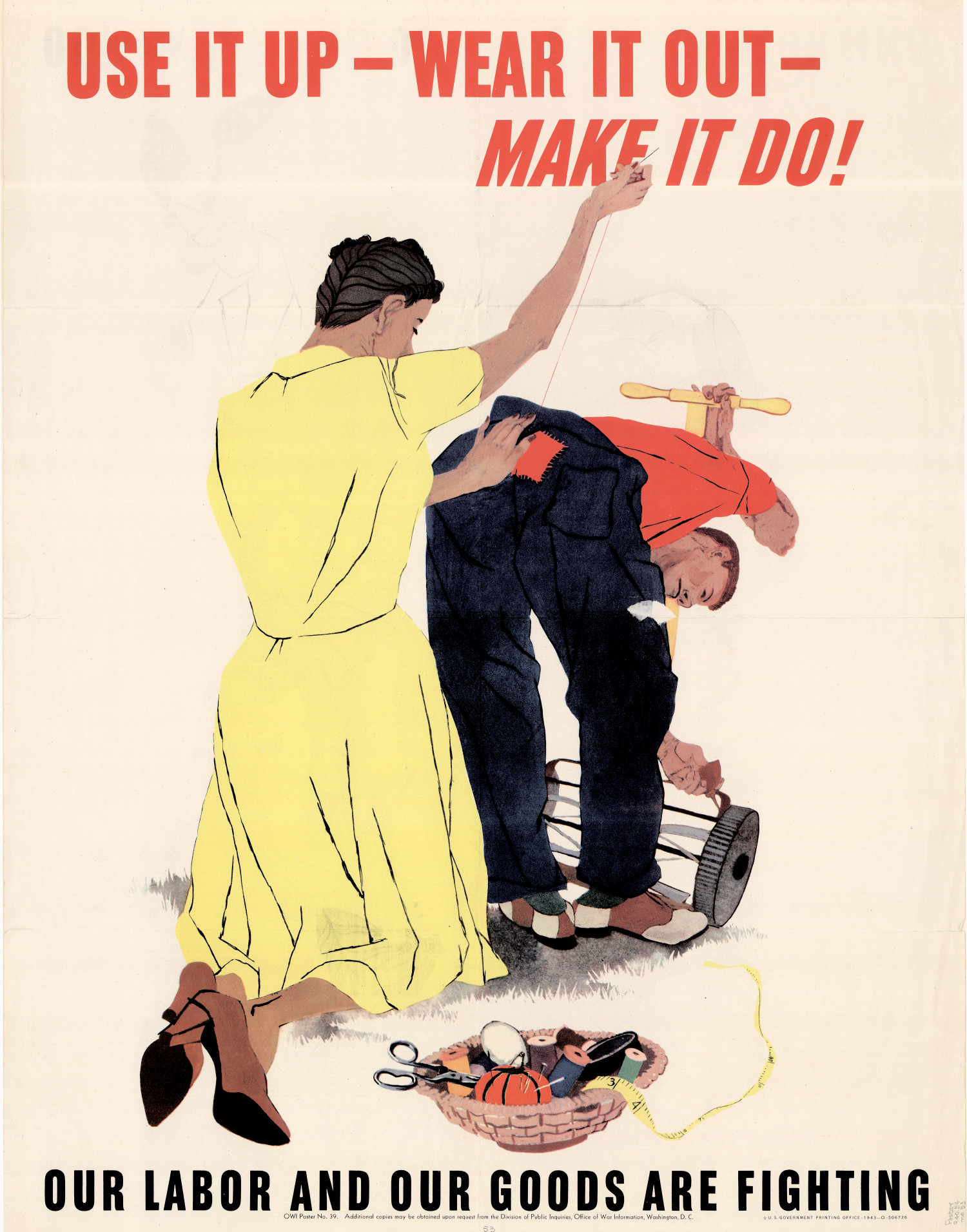 Rationing Posters