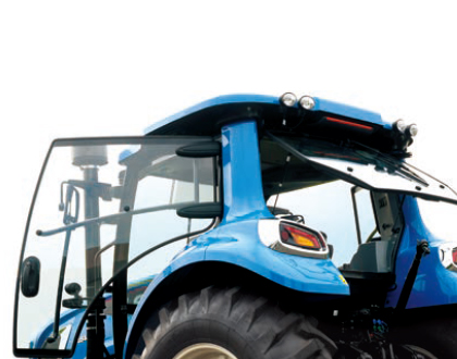 LS Tractor | H Series