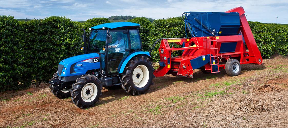 LS Tractor | U Series