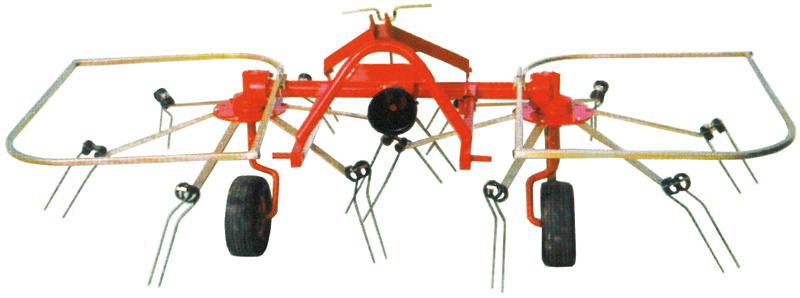 FAZA MOUNTED HAY-TURNING SPREADER PULLEY