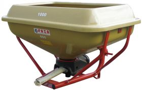 faza pendulum fertilizer spreader