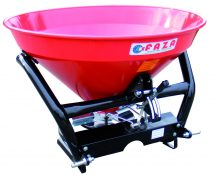 faza round fertilizer spreader fsp model