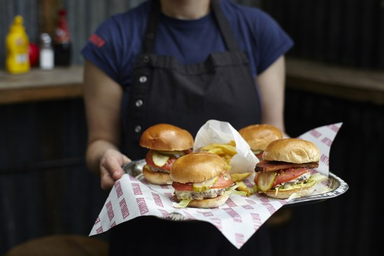 This is one of the best burger restaurants in London!