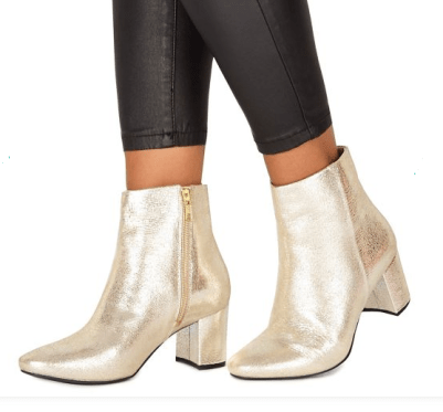 Western style is super in right now! From tassles, to buckles and leather country boots! These kicks are perfect for your next country concert this summer!