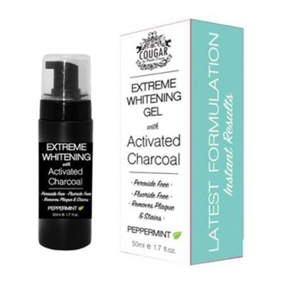 This is one of the best charcoal teeth whitening products around!