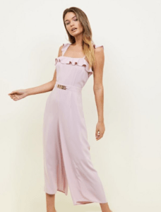 Pink Jumpsuit New Look