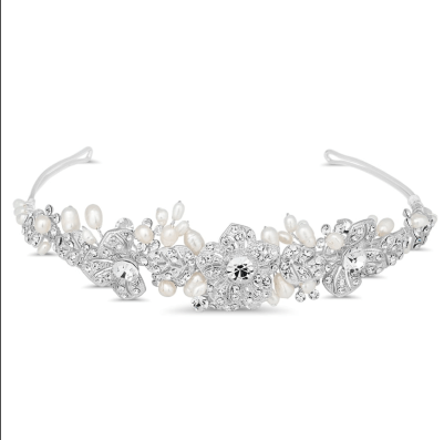 Want to look like a princess on your big day? Here are our favourite wedding tiaras.