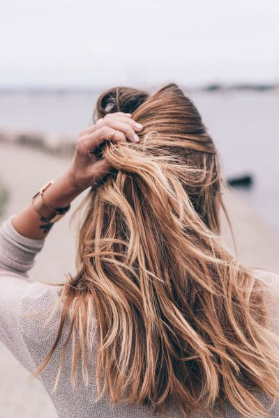 Here's how to get the best beachy waves this summer.