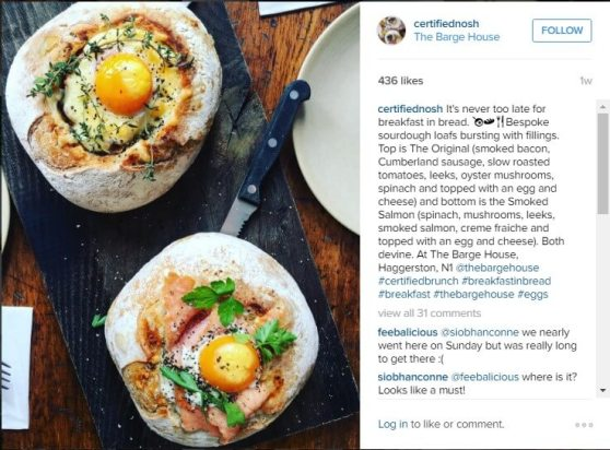 Here are amazing London bloggers killing it on Instagram!