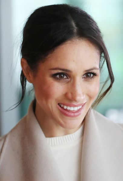 Check out Meghan Markle's everyday makeup!