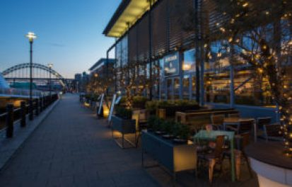 Check out the best outdoor seating in Newcastle for this summer!