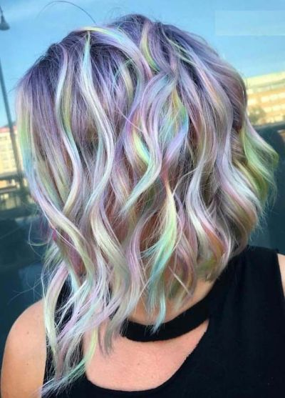 Types Of Hair Highlights That We Are Loving