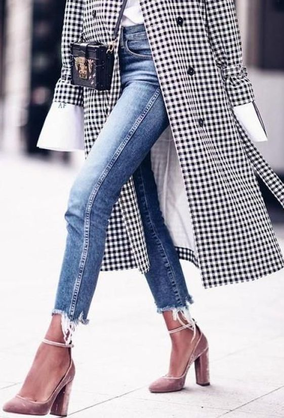 6 Super Easy Ways To Pull Off Some Gingham Looks