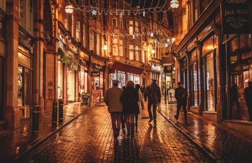 How To Spend Winter In Birmingham During The Holidays