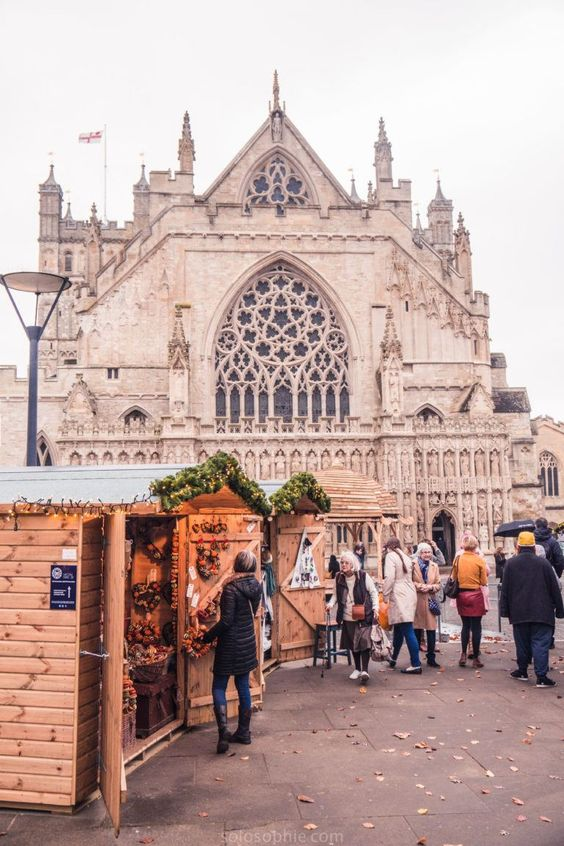 The Best UK Christmas Markets Even Locals Will Love