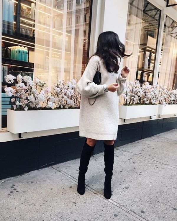 10 Ways To Style Jumpers This Winter