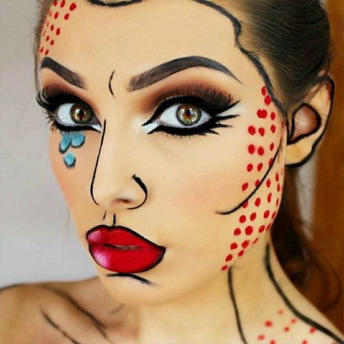 8 Halloween Makeup Looks You Need To Try