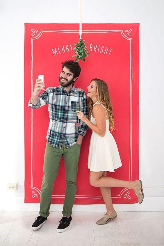 15 Christmas party decor ideas