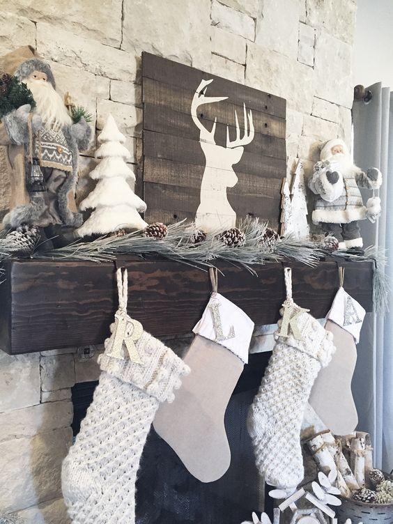 18 Farmhouse Christmas Décor Ideas To Recreate