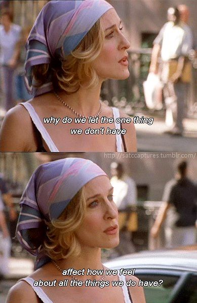The Best Sex And The City Quotes