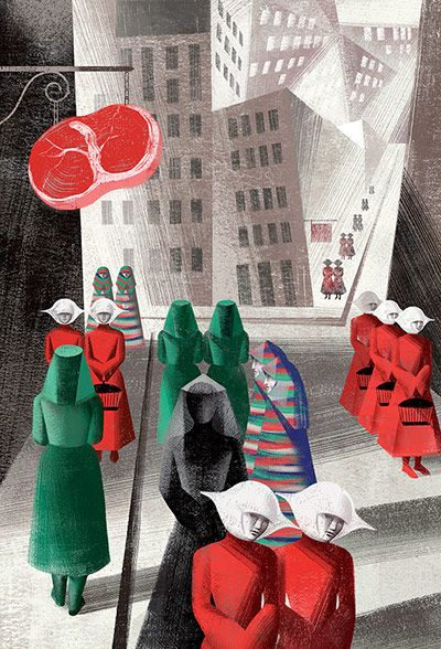 What we can learn about Margaret Atwood's The Handmaid's Tale