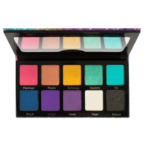 Colourful Eyeshadow Palettes That You Need Right Now