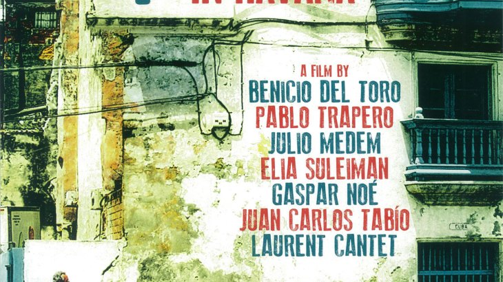 映画「7 days in Havana」