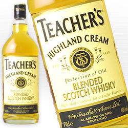 Teahcer's Highland Cream