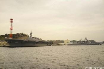 横須賀軍港クルーズ43