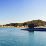 YOKOSUKA軍港めぐり -2015年1月版- ~抜ける青さでの横須賀軍港を楽しむ~
