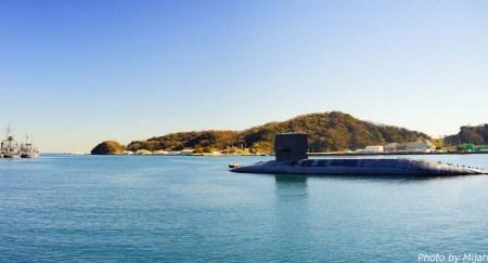 横須賀軍港201524
