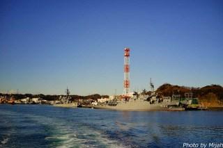 横須賀軍港201526