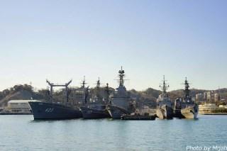 横須賀軍港201529