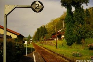 亀嵩駅20