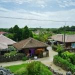 伝統文化が色濃く残る南の島、竹富島を歩く